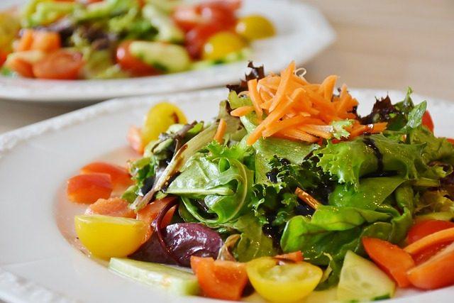 ダイエット中の蒸し野菜